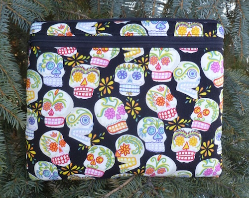 Sugar skulls Padded case tablets and e-readers, The Boda Deluxe
