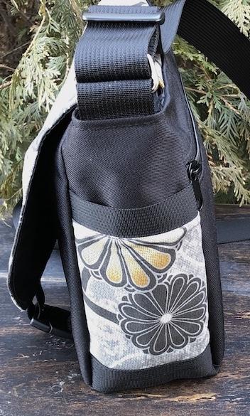 Whirlygig Falcon Mini Messenger Bag