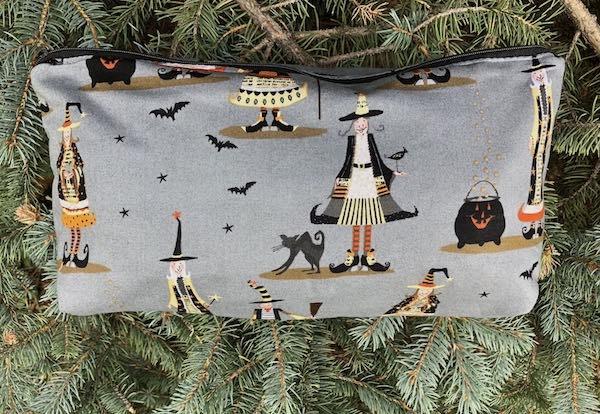 Witchie Large Zini Flat Bottom Bag
