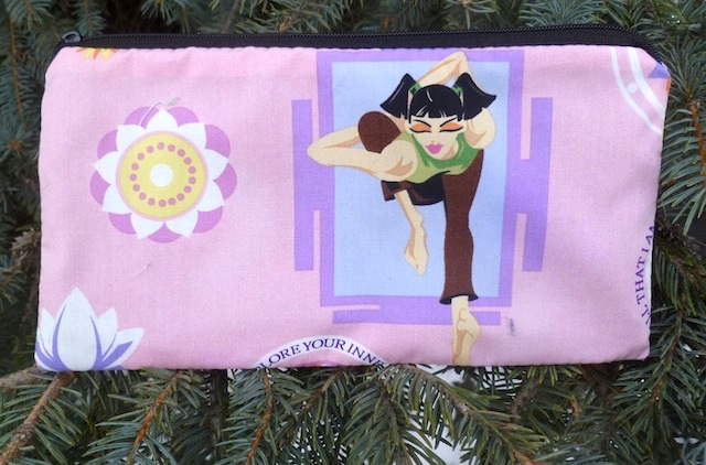 Yoga Deep Scribe pen and pencil case-CLEARANCE