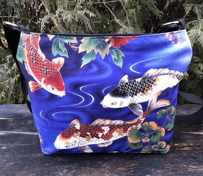 3 Koi Tootsie purse