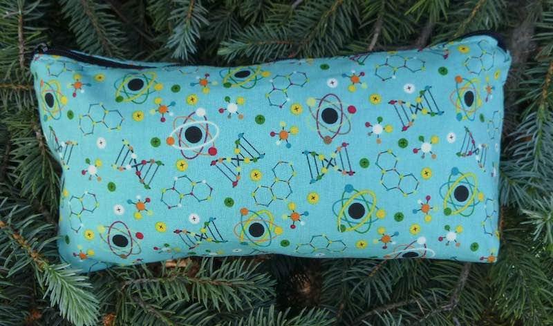 Atomic flat bottom bag, The Zini