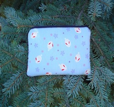 Snow bunnies Tarquin padded case for iPhone, iPod, iPod Touch- CLEARANCE