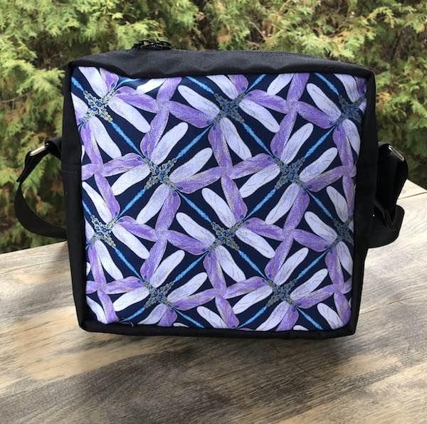 Dragonfly Wings Shoulder Bag, The Raccoon Plus