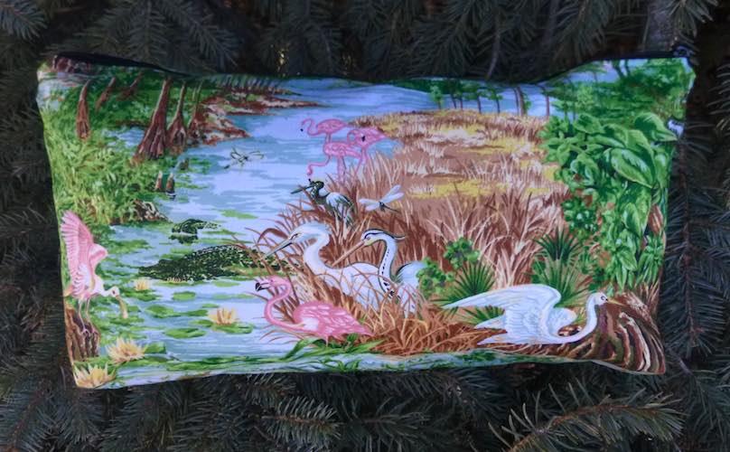 Everglades Large Zini Flat Bottom Bag