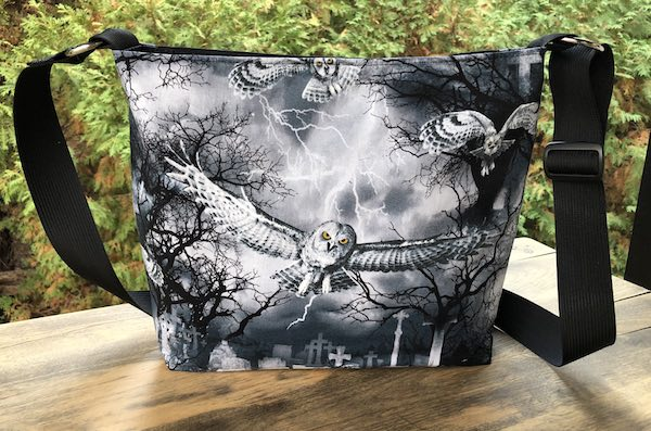 Flying Owl The Tallullah purse