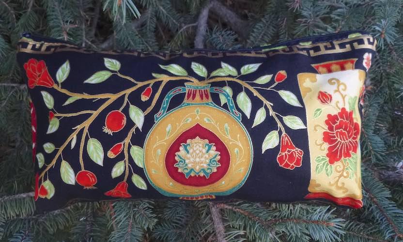 Japanese Vases Large Zini Flat Bottom Bag