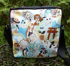 Japanese Girls Kawaii  Shoulder Bag, The Raccoon-CLEARANCE