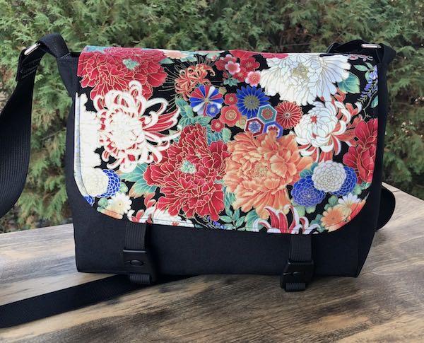 Koko Mums Zeldina Mini Messenger Bag