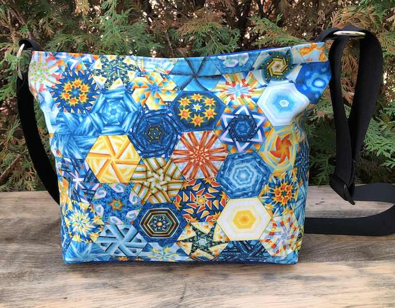 Lighthouse Keepers Quilt Tootsie purse