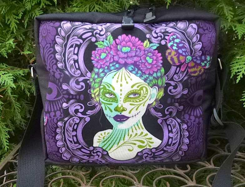 Magnolia De La Luna Shoulder Bag, The Raccoon,