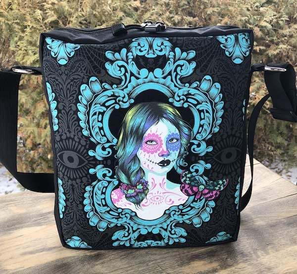 Maria De La Luna Shoulder Bag, Fox Deluxe
