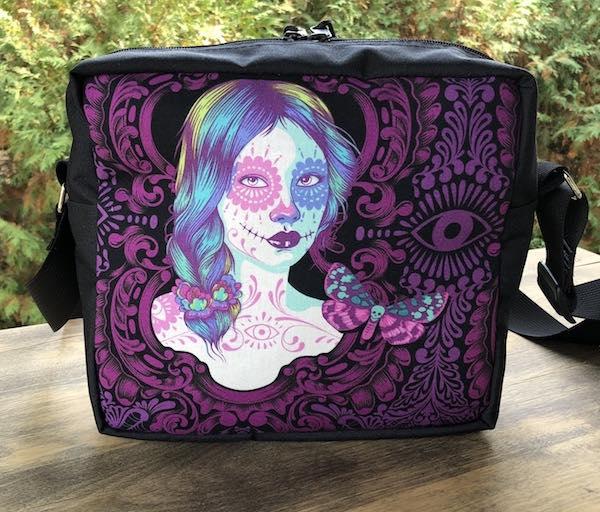 Maria De La Luna Shoulder Bag, The Raccoon