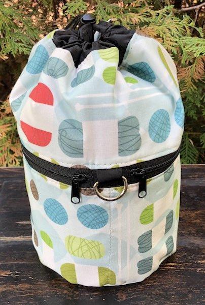 Mod Yarn Kipster Knitting Project Bag