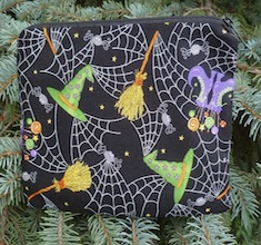 Moonlight Manor zippered bag, The Scooter
