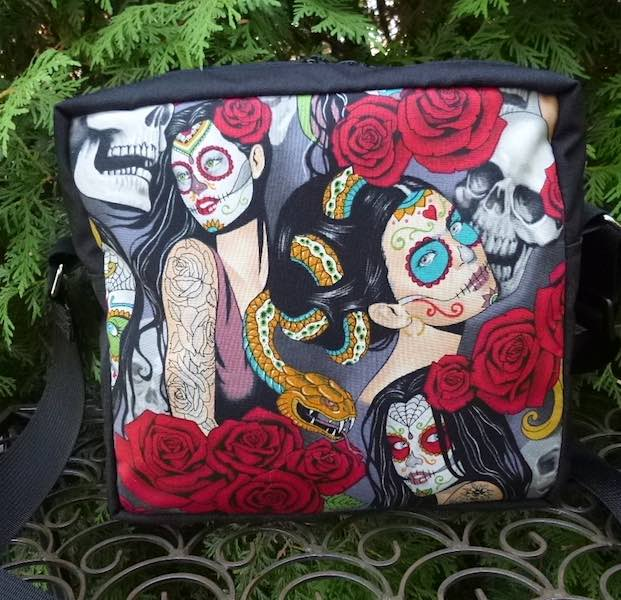 Nocturna Shoulder Bag, The Raccoon