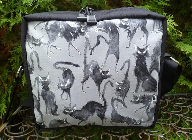 Sebastian Ghastlie Shoulder Bag, The Raccoon