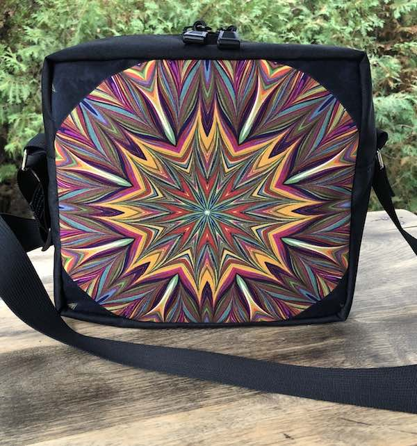 Starburst Shoulder Bag, The Raccoon