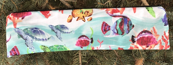 Under Water Color Long Knitting Needle Pouch, The Stitch