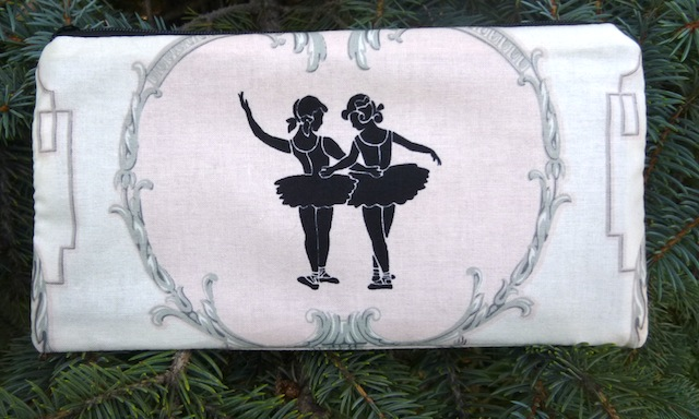 Ballet Cameos Deep Scribe pen and pencil case