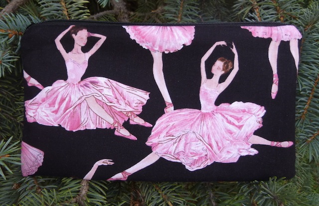 Ballet Dancers Deep Scribe pen and pencil case