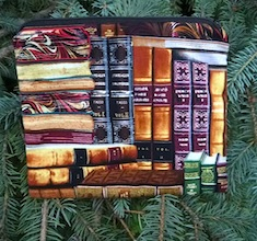 Classic Books zippered bag, The Scooter