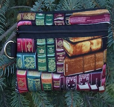 Classic Books Mini Wallet Purse Organizer, The Sweet Pea