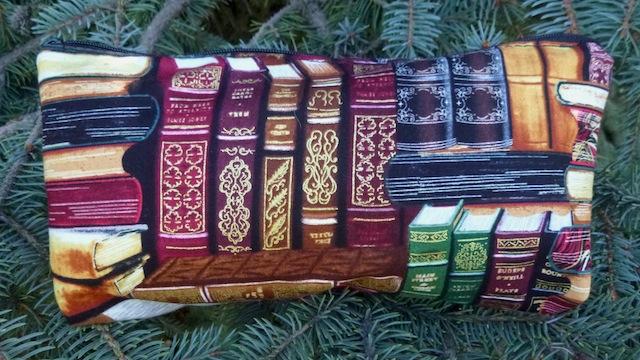 Classic Books flat bottom bag, The Zini