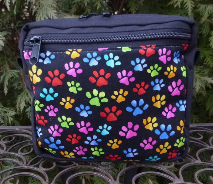 Colorful Paws Gopher Fanny Pack