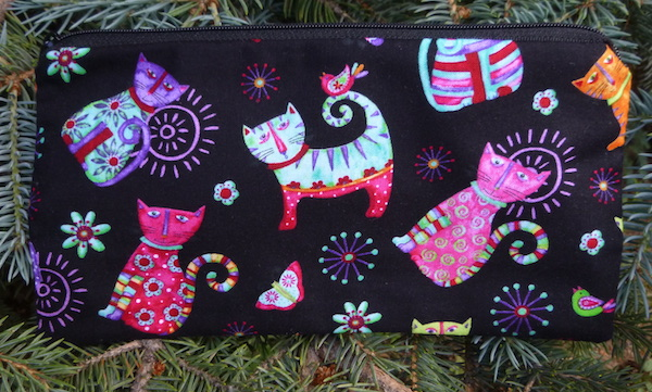 Cool cats Deep Scribe pen and pencil case
