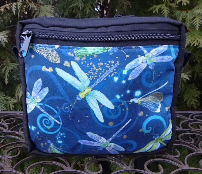 Dragonfly Dance Gopher Fanny Pack