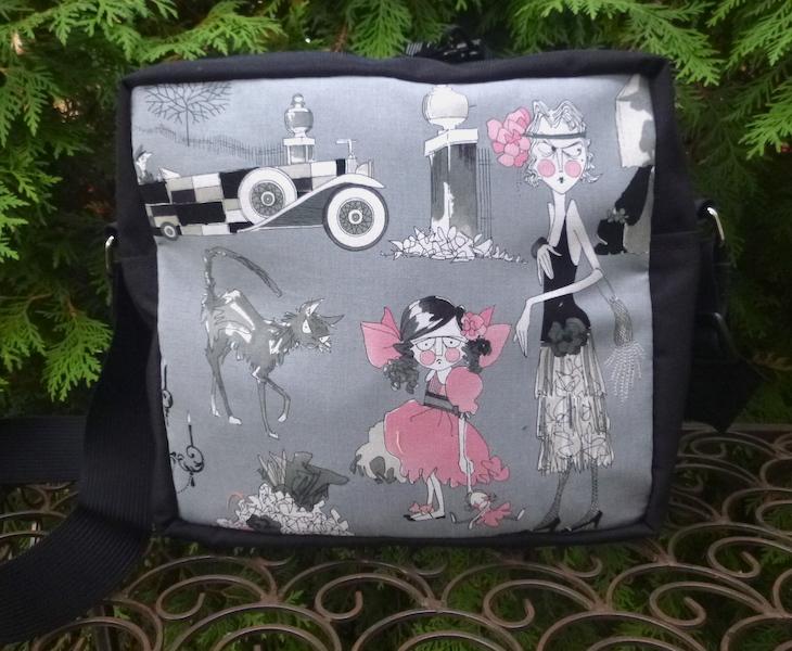 The Ghasties Shoulder Bag, The Raccoon Plus
