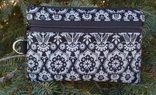 Ghastlie Tapestry Mini Wallet Purse Organizer, The Sweet Pea