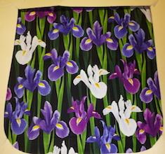 Iris Pick your Size Morphin Messenger Bag Flap