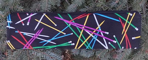 Knitting Needles Long Knitting Needle Pouch, The Stitch