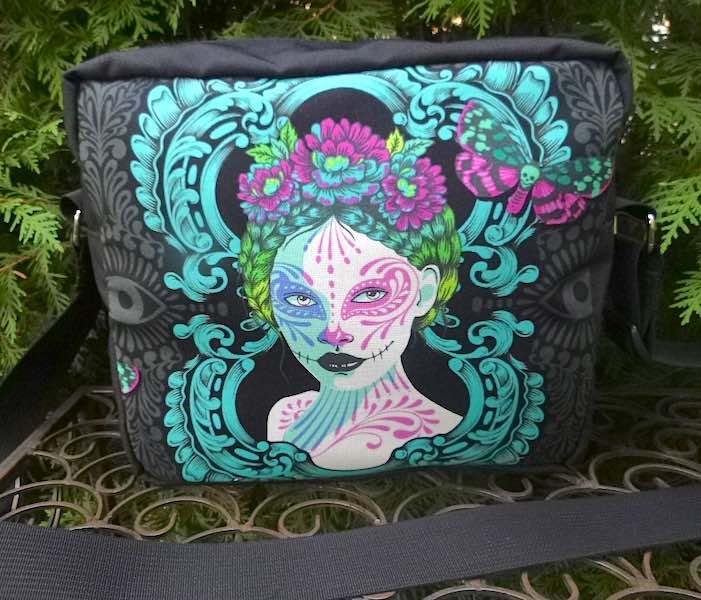 Magnolia De La Luna Shoulder Bag, The Raccoon Deluxe