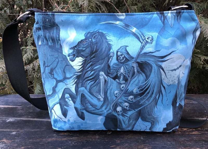 Midnight Shadows Tootsie purse