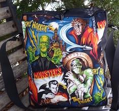 Movie Monsters Fox Shoulder Bag