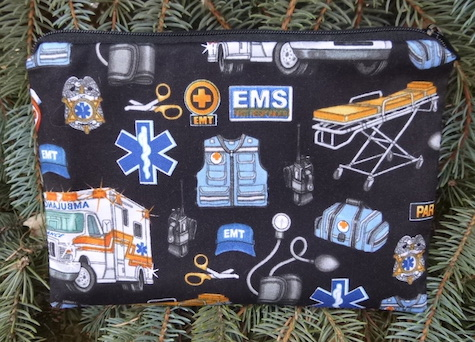 Paramedic zippered bag, The Scooter