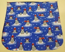 Polar Pals Pick your Size Morphin Messenger Bag Flap