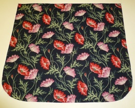 Poppies Pick your Size Morphin Messenger Bag Flap