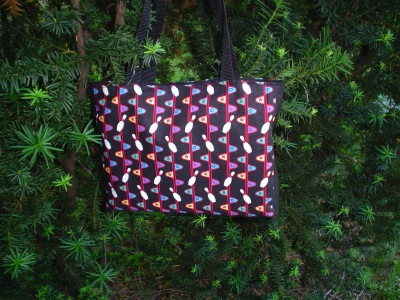 Bowling Small Fleur Tote-CLEARANCE