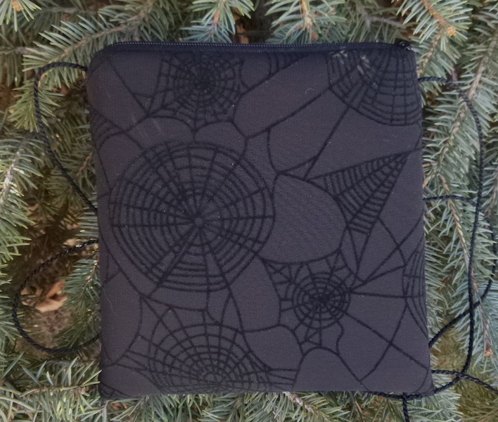 Spiderweb Wren, special occasion purse