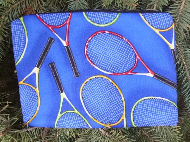 Tennis Racquets zippered bag, The Scooter