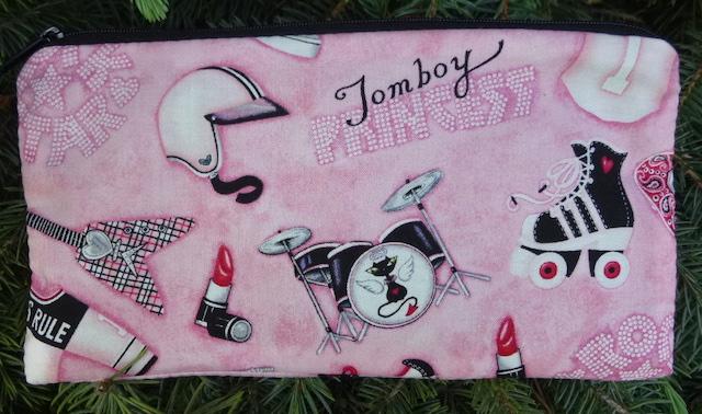 Tomboy Princess Deep Scribe pen and pencil case