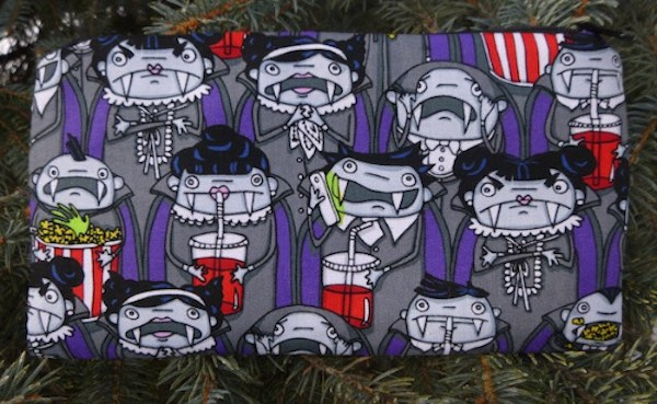 Vampires at the Movies Deep Scribe pen and pencil case
